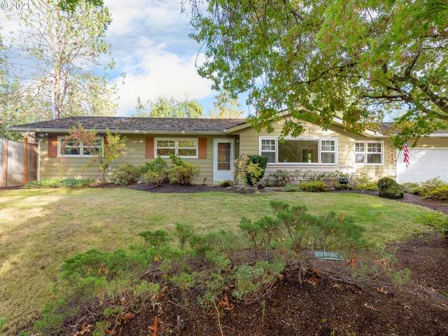 8810 SW 56TH Ave, Portland, OR 97219 (MLS #21314962) :: Real Estate by Wesley