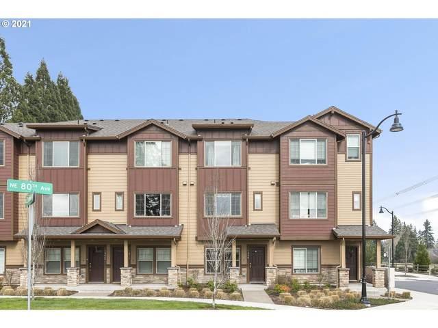 7988 NE Heiser St, Hillsboro, OR 97006 (MLS #21315083) :: Fox Real Estate Group