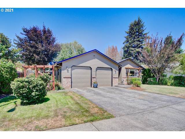 208 NW 106TH St, Vancouver, WA 98685 (MLS #21315177) :: Cano Real Estate