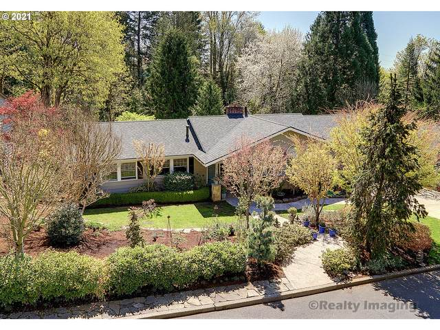 4102 SW Westdale Dr, Portland, OR 97221 (MLS #21315203) :: The Haas Real Estate Team