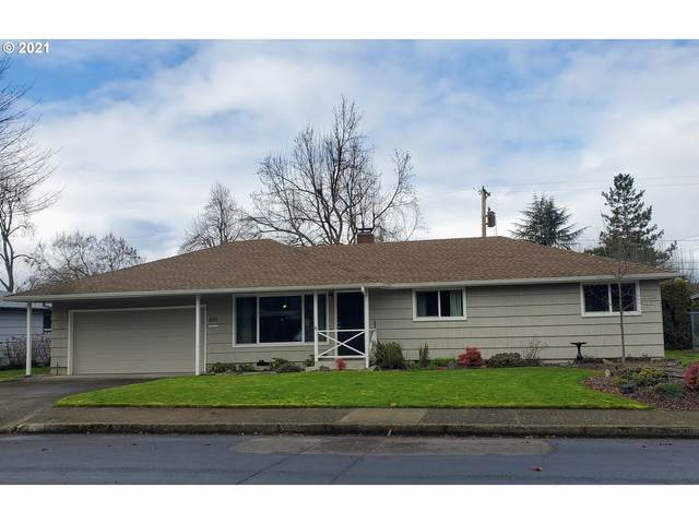 885 E 39TH Ave, Eugene, OR 97405 (MLS #21315350) :: Song Real Estate