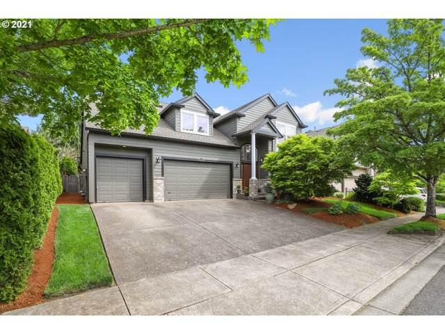 16175 SW Bobolink St, Beaverton, OR 97007 (MLS #21315618) :: Fox Real Estate Group