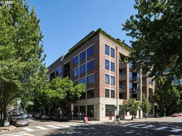 408 NW 12TH Ave #606, Portland, OR 97209 (MLS #21315694) :: Stellar Realty Northwest