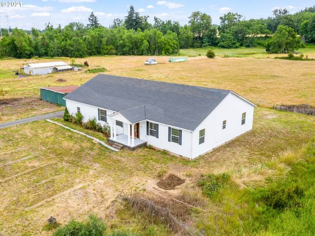 24750 S Blundell Rd, Canby, OR 97013 (MLS #21315768) :: Beach Loop Realty
