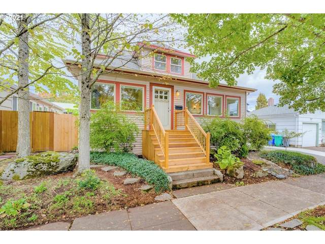 5403 NE Davis St, Portland, OR 97213 (MLS #21315903) :: Next Home Realty Connection