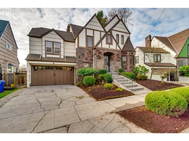 4000 NE Wistaria Dr, Portland, OR 97212 (MLS #21315989) :: Premiere Property Group LLC