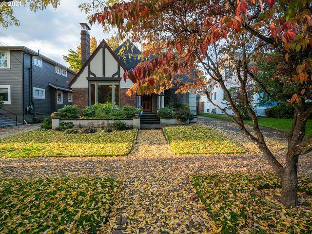 3459 NE Oregon St, Portland, OR 97232 (MLS #21316368) :: McKillion Real Estate Group