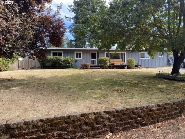 35466 Brabham Rd, Pleasant Hill, OR 97455 (MLS #21316422) :: Lux Properties