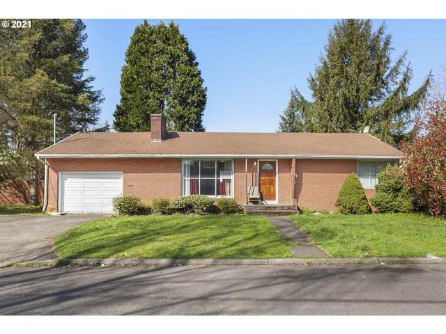 205 NE 103RD Ave, Portland, OR 97220 (MLS #21316577) :: Tim Shannon Realty, Inc.