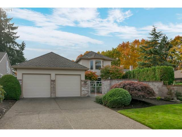7480 SW Lakeside Loop, Wilsonville, OR 97070 (MLS #21316661) :: Fox Real Estate Group