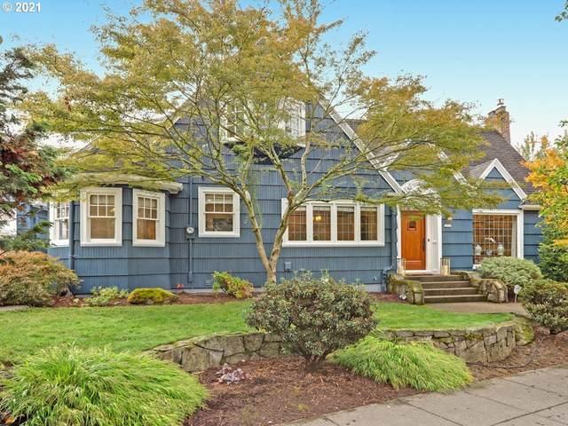 2000 NE Ridgewood Dr, Portland, OR 97212 (MLS #21316803) :: Premiere Property Group LLC