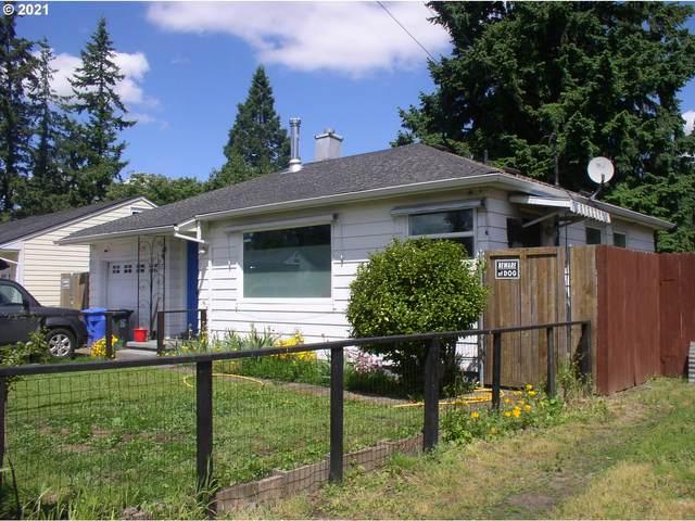 6801 SE Duke St, Portland, OR 97206 (MLS #21317122) :: Beach Loop Realty