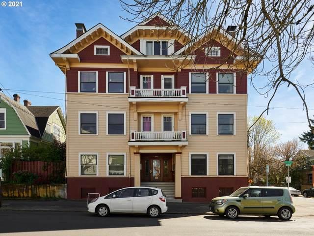 1304 SE Ash St A, Portland, OR 97214 (MLS #21317208) :: Stellar Realty Northwest