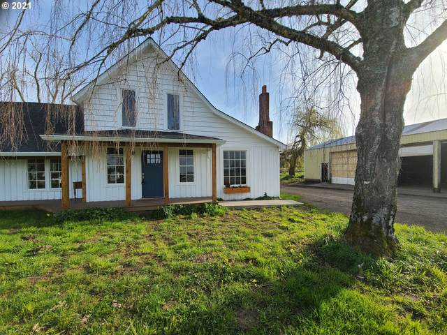 11300 S Bremer Rd, Canby, OR 97013 (MLS #21317316) :: Fox Real Estate Group