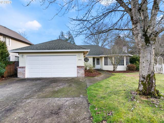 1805 SE Solomon Loop, Vancouver, WA 98683 (MLS #21317666) :: Beach Loop Realty