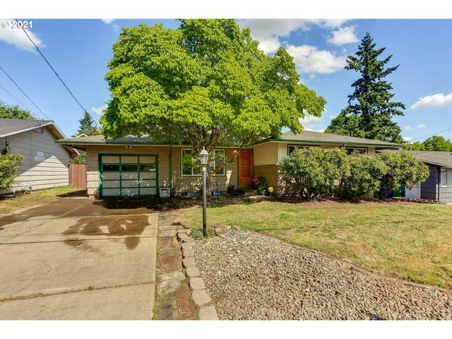 10608 SE 74TH Ave, Milwaukie, OR 97222 (MLS #21317741) :: The Pacific Group