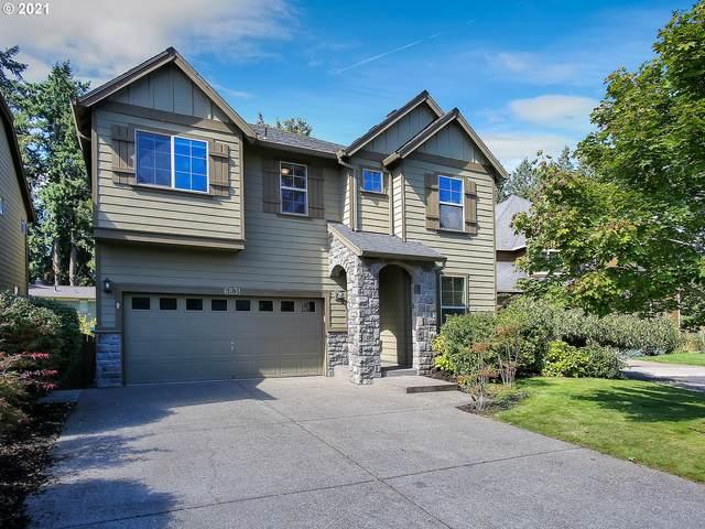 6831 NE Aldercreek Pl, Hillsboro, OR 97124 (MLS #21317753) :: Song Real Estate