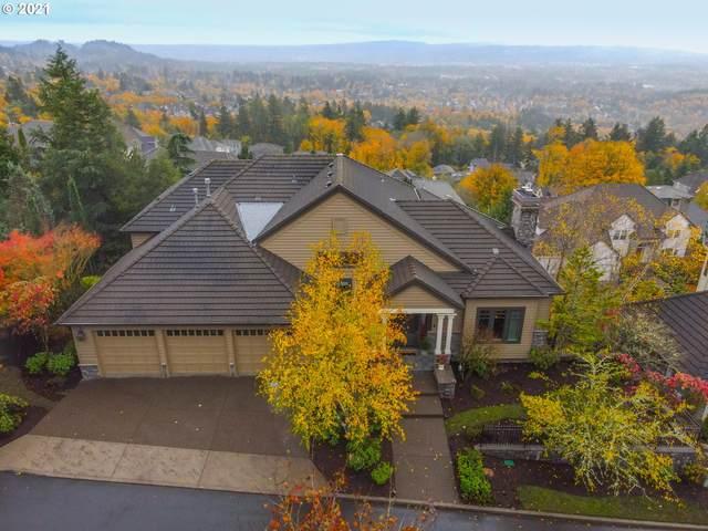 8822 NW Herrin Ct, Portland, OR 97229 (MLS #21317839) :: Fox Real Estate Group