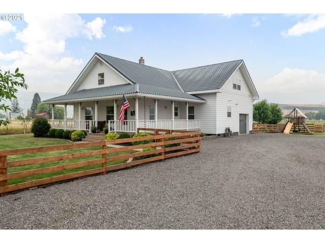62143 Gaertner Ln, La Grande, OR 97850 (MLS #21317900) :: Cano Real Estate