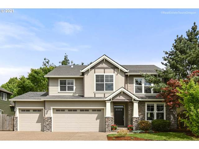 1256 SE 17TH Ave, Canby, OR 97013 (MLS #21317942) :: Fox Real Estate Group
