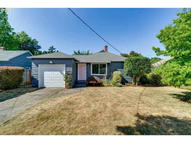 3325 NE Rosa Parks Way, Portland, OR 97211 (MLS #21318034) :: McKillion Real Estate Group