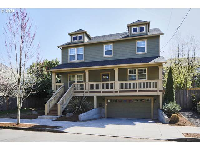 7018 N Fiske Ave, Portland, OR 97203 (MLS #21318063) :: Brantley Christianson Real Estate