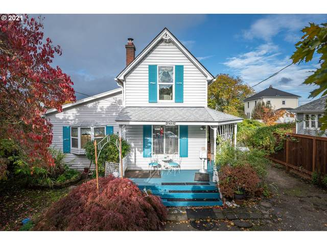 7453 N Stockton Ave, Portland, OR 97203 (MLS #21318101) :: Real Tour Property Group