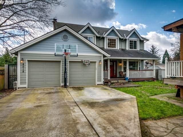8010 SE Henderson St, Portland, OR 97206 (MLS #21318220) :: Song Real Estate