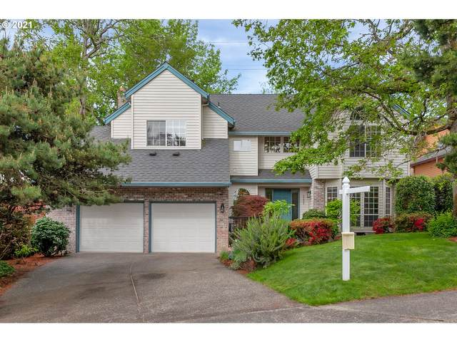 3235 NW 164TH Ter, Beaverton, OR 97006 (MLS #21318763) :: Fox Real Estate Group