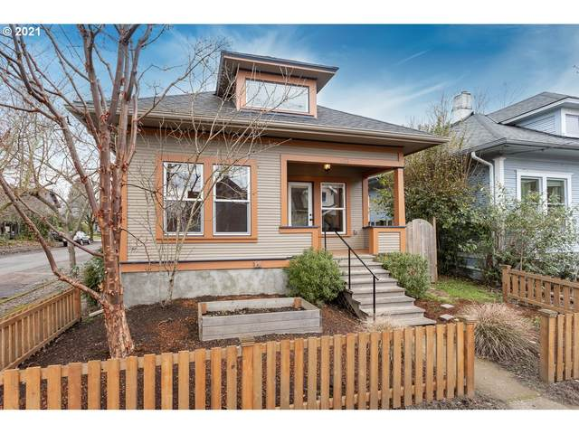 603 NE Shaver St, Portland, OR 97212 (MLS #21318914) :: Next Home Realty Connection