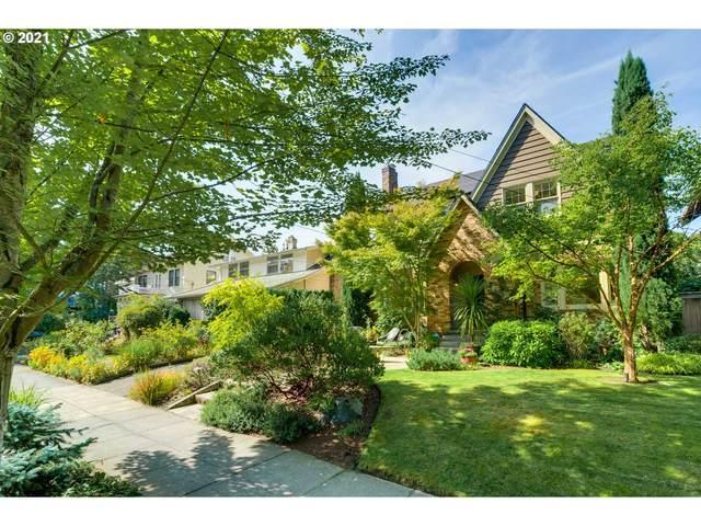 2833 NE 13TH Ave, Portland, OR 97212 (MLS #21319291) :: Fox Real Estate Group
