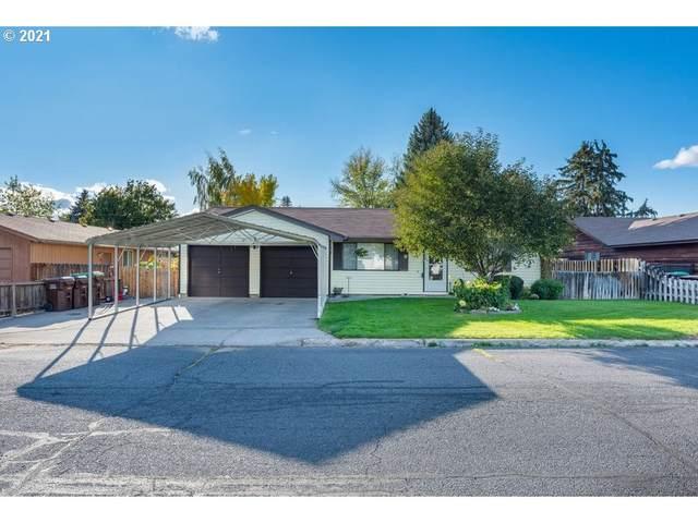 1265 NE Tyler St, Prineville, OR 97754 (MLS #21319380) :: Windermere Crest Realty