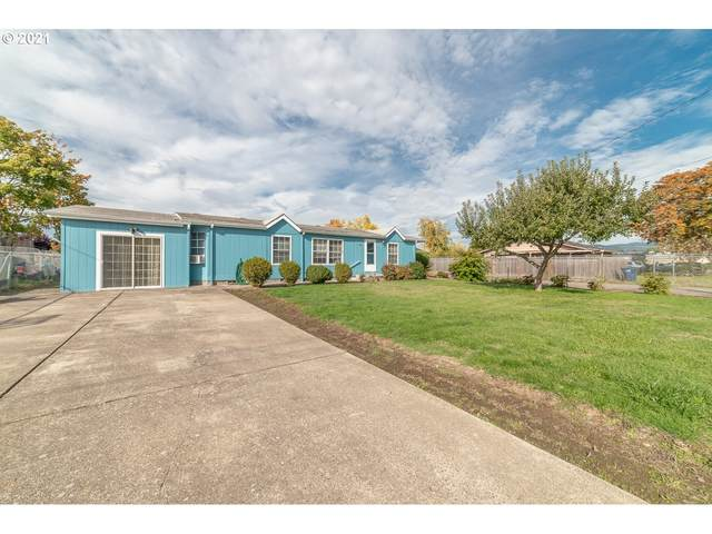 366 S 42ND Pl, Springfield, OR 97478 (MLS #21319673) :: The Haas Real Estate Team