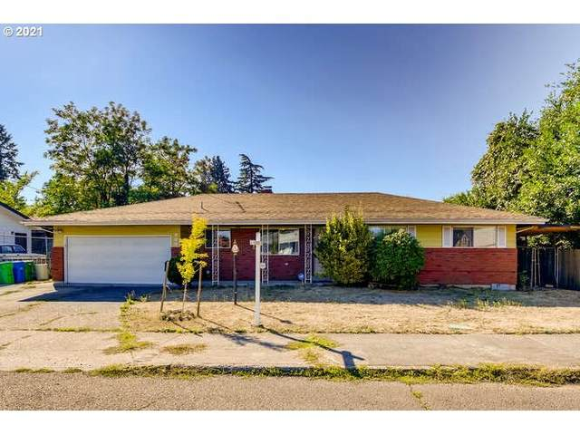 805 SE 136TH Ave, Portland, OR 97233 (MLS #21319703) :: Next Home Realty Connection