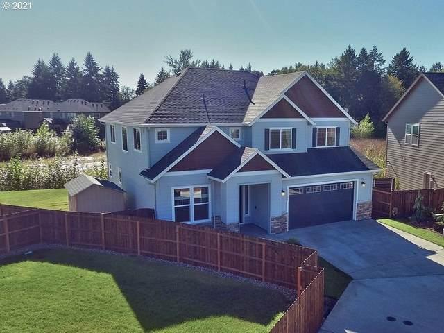 11108 NE 97TH Ave, Vancouver, WA 98662 (MLS #21319917) :: Lux Properties