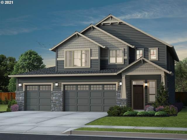 4009 S 16TH Way, Ridgefield, WA 98642 (MLS #21319990) :: Lux Properties