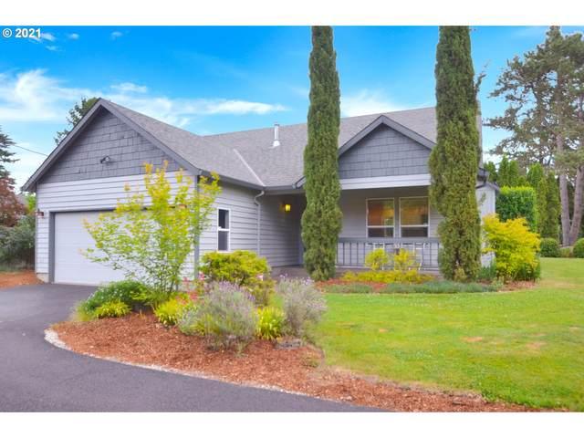 8045 SW Mapleleaf St, Tigard, OR 97223 (MLS #21320071) :: Keller Williams Portland Central