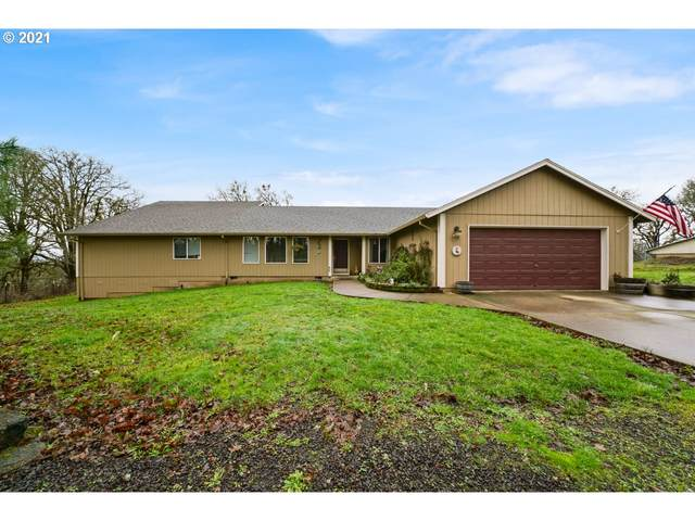 18600 SE Amity Vineyards Rd, Amity, OR 97101 (MLS #21320334) :: Cano Real Estate