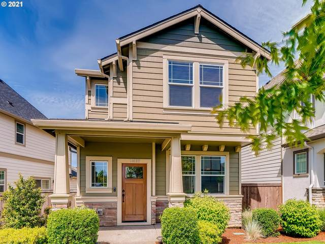 14899 NW Rossetta St, Portland, OR 97229 (MLS #21320406) :: Change Realty