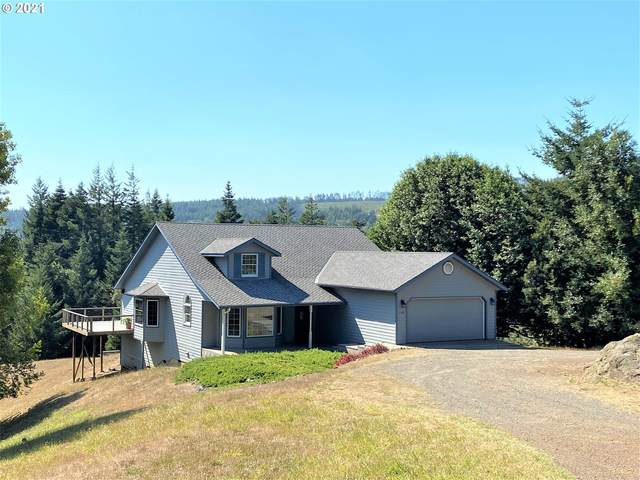 95380 Tututni Hollow Rd, Gold Beach, OR 97444 (MLS #21320453) :: Holdhusen Real Estate Group