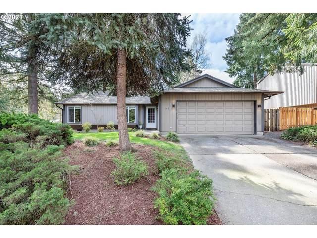 14610 SW Carolwood Dr, Beaverton, OR 97007 (MLS #21320477) :: TK Real Estate Group
