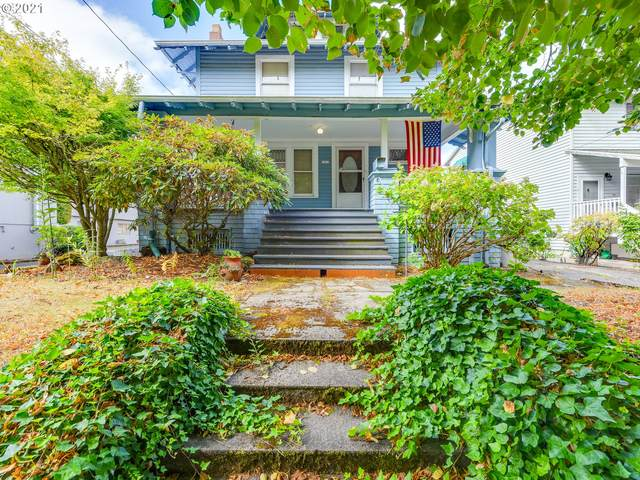 1415 SE 28TH Ave, Portland, OR 97214 (MLS #21321006) :: Townsend Jarvis Group Real Estate