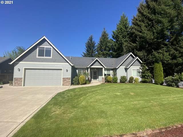 973 Belair Dr, Eugene, OR 97404 (MLS #21321055) :: Song Real Estate