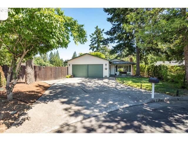 18035 SW Ewen Dr, Beaverton, OR 97003 (MLS #21321083) :: Brantley Christianson Real Estate