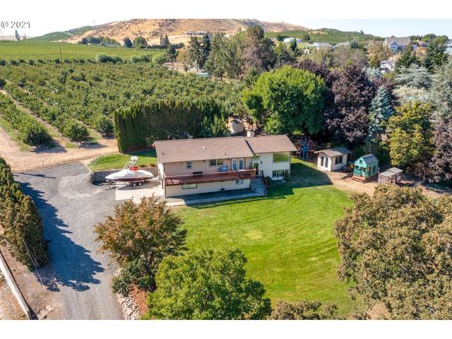 3302 Old Dufur Rd, The Dalles, OR 97058 (MLS #21321532) :: Townsend Jarvis Group Real Estate