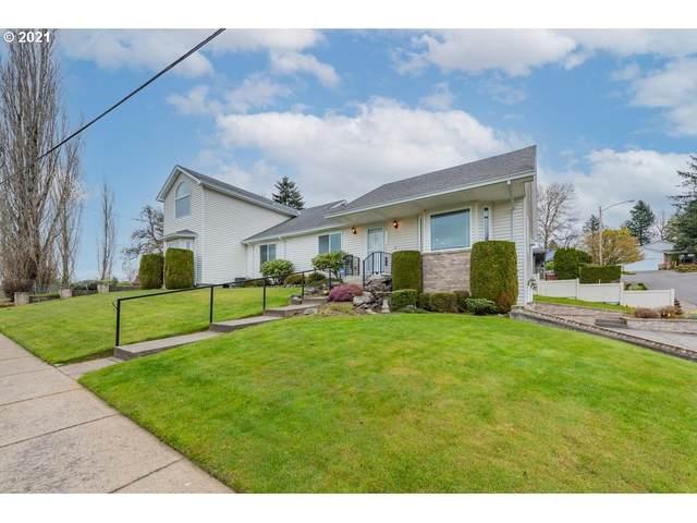 9805 SE Mary Jean Ct, Portland, OR 97266 (MLS #21321577) :: Stellar Realty Northwest