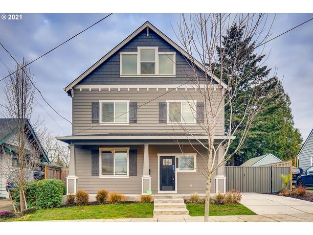 7398 N Campbell Ave, Portland, OR 97217 (MLS #21321649) :: Song Real Estate