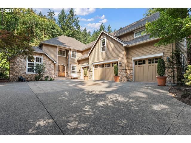10263 S Daphne Pl, Portland, OR 97219 (MLS #21321749) :: The Haas Real Estate Team