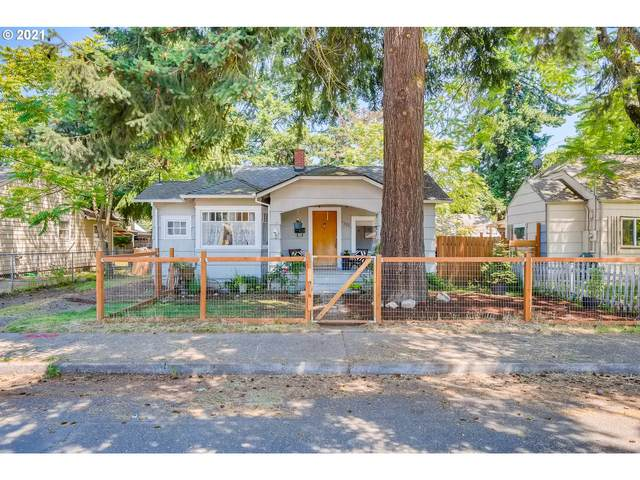 7326 SE 60TH Ave, Portland, OR 97206 (MLS #21321761) :: Beach Loop Realty