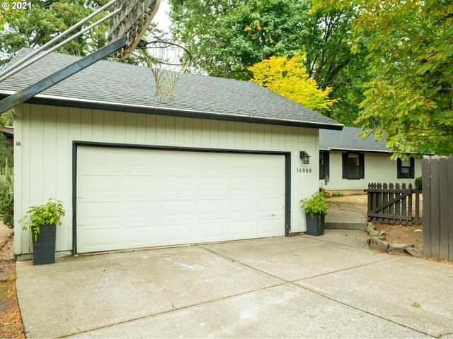 16989 Tualatin St, Lake Oswego, OR 97035 (MLS #21321879) :: Fox Real Estate Group